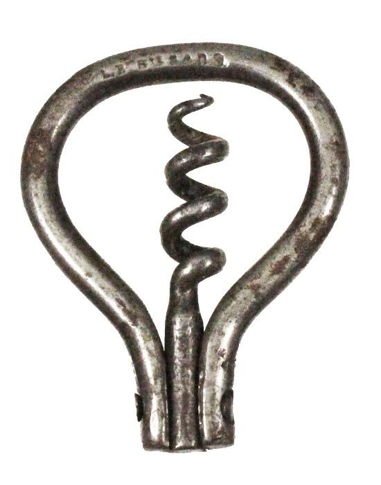 French bow, Leboullanger's patent marked L. B. Bte SGDG