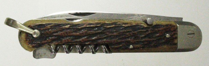French lock back knife in mint condition ca 1930