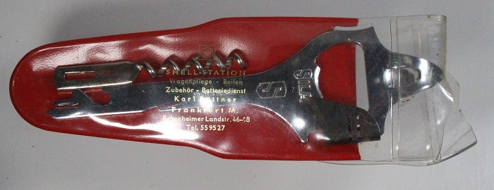 German 1959 registration by Schmalbach with etui and tools