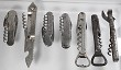 7 knives and combinations