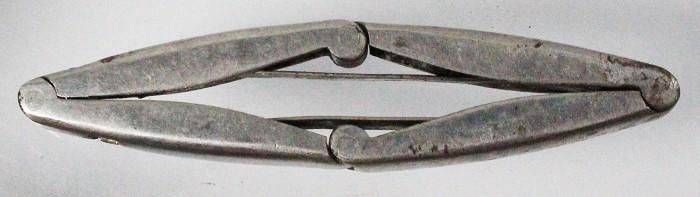 Otto Klemer's German 1927 patent marked GES GESCHÜTZT