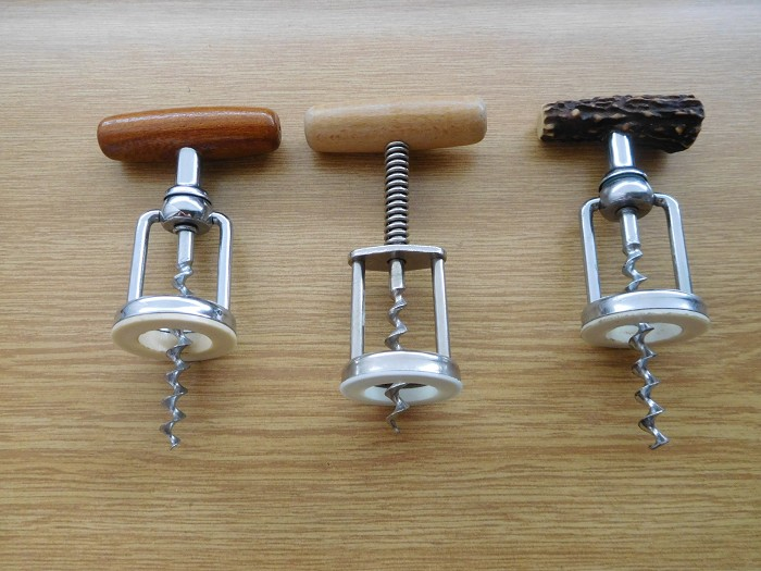 3x corkscrew DREKO Made in GDR