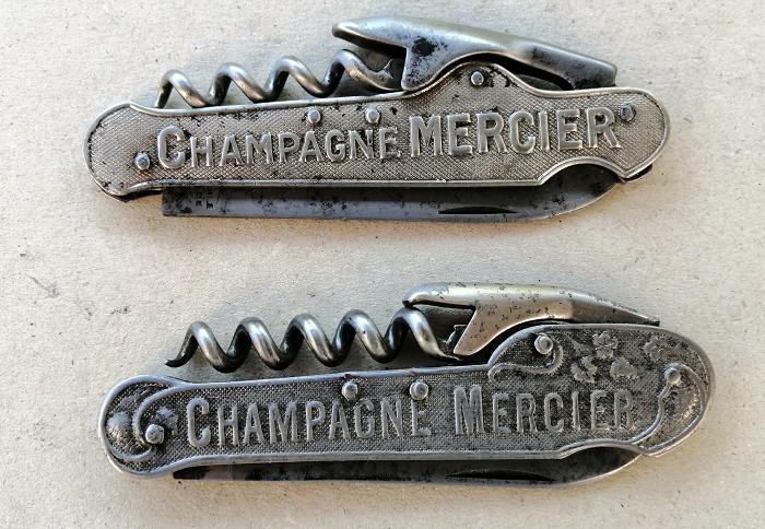 Balsanti collection: CHAMPAGNE MERCIER lot
