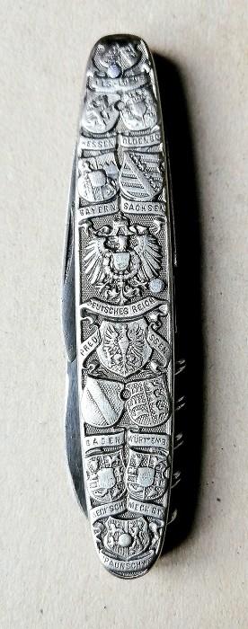 Balsanti collection: DEUTSCHES REICH KNIFE