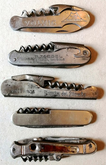 Balsanti collection: KNIVES QUINTET