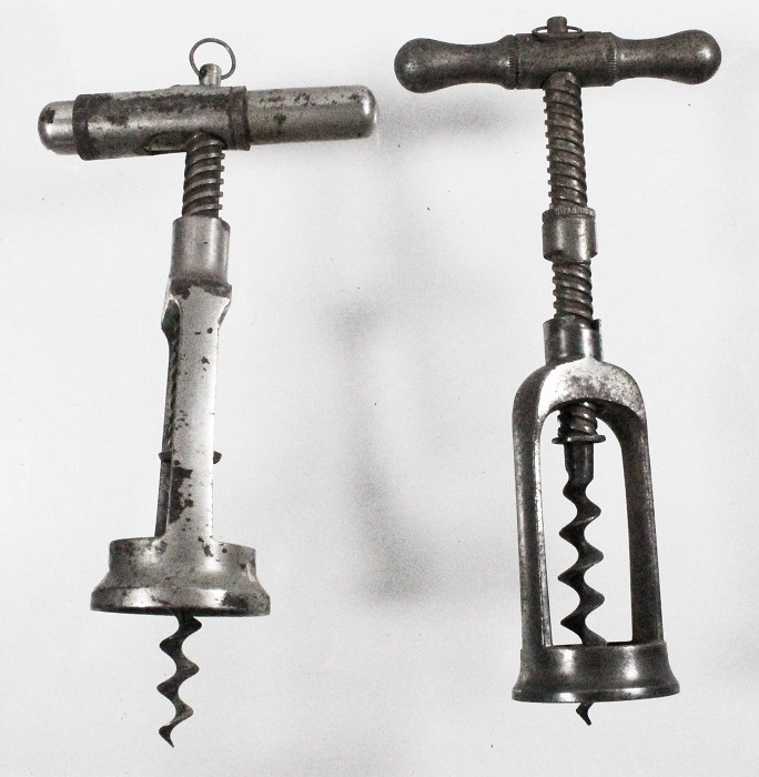 Ehrhardt type with rare locking device and a Fisher 1902 Reg