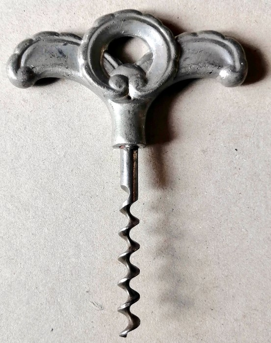 Balsanti collection: SWEDISH T CORKSCREW