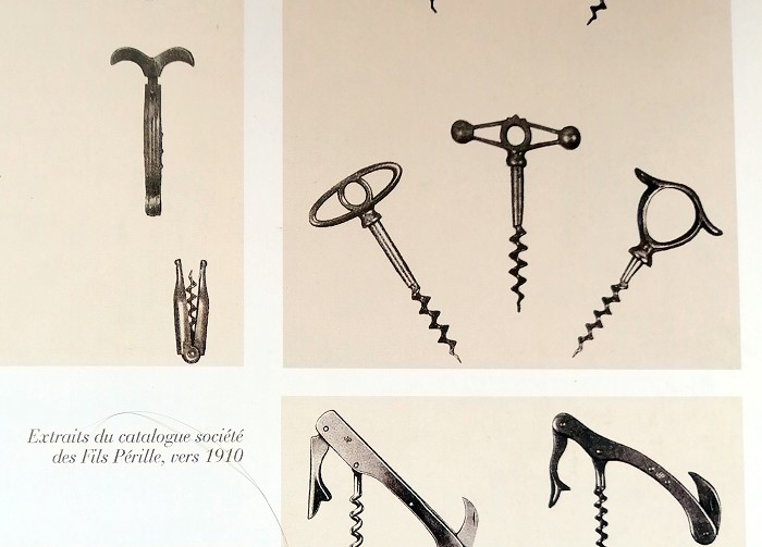 Balsanti collection: PERILLE corkscrew