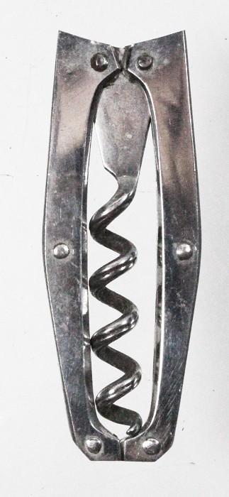 Stainless steel folding see Peters & Giulian figure 1070