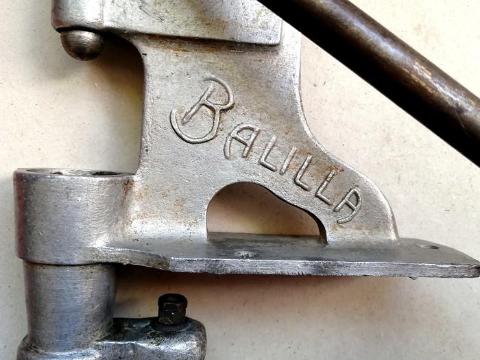 Balsanti collection: BALILLA corker