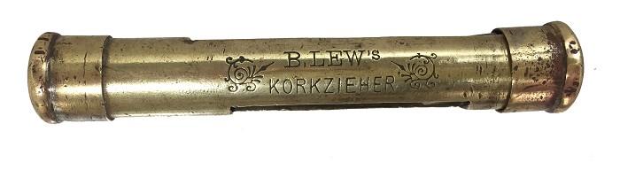 B. LEW'S KORKENZIEHER,