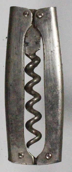 German folding corkscrew, made by Bewer