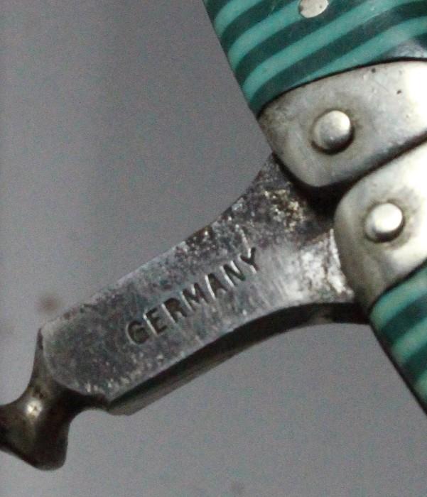 Steinfeld and Reimer's ladies legs G&S GERMANY, dark green/