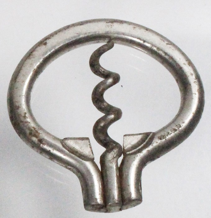 German miniature bow with cap lifter, sometimes marked DRGM