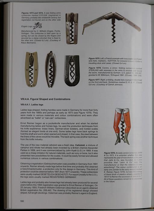 History of Pocket Corkscrews - 25% off listed price.