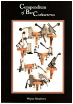 3 books, Giulian, Meadows and Mechanical corkscrews