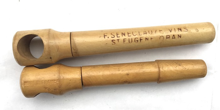 FRENCH CORKSCREW 2 PICNIC BOXWOOD F.SENECLAUSE VINS ST EUGE