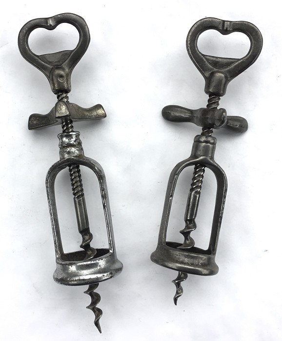 FRENCH 2 HEART PROPELER CORKSCREW COVILLE OR MFAP TYPE