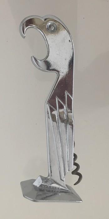 Art deco patentend US parrot