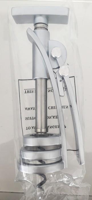 rare, decorative corkscrew with ratchet, new in box
